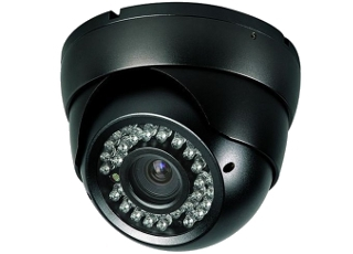 Eyeball Dome CCTV Camera