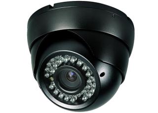 Eyeball Dome CCTV Camera