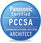 Panasonic Certified Communications System Architect