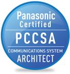 Panasonic Certified Communications System Architect