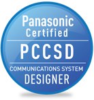 Panasonic Certified Communications System Designer