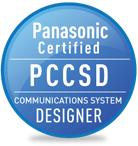 Panasonic Certified Communications System Designer