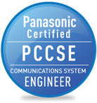 Panasonic Certified Communications System Engineer