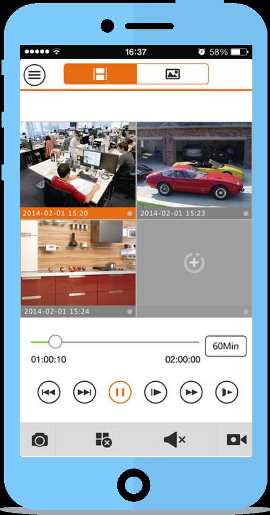 iApollo CCTV App