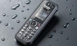 Panasonic KX-TCA385 DECT Phone