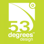 53 Degrees Logo