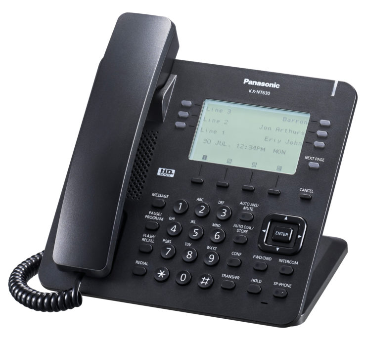 Panasonic KX-NT630