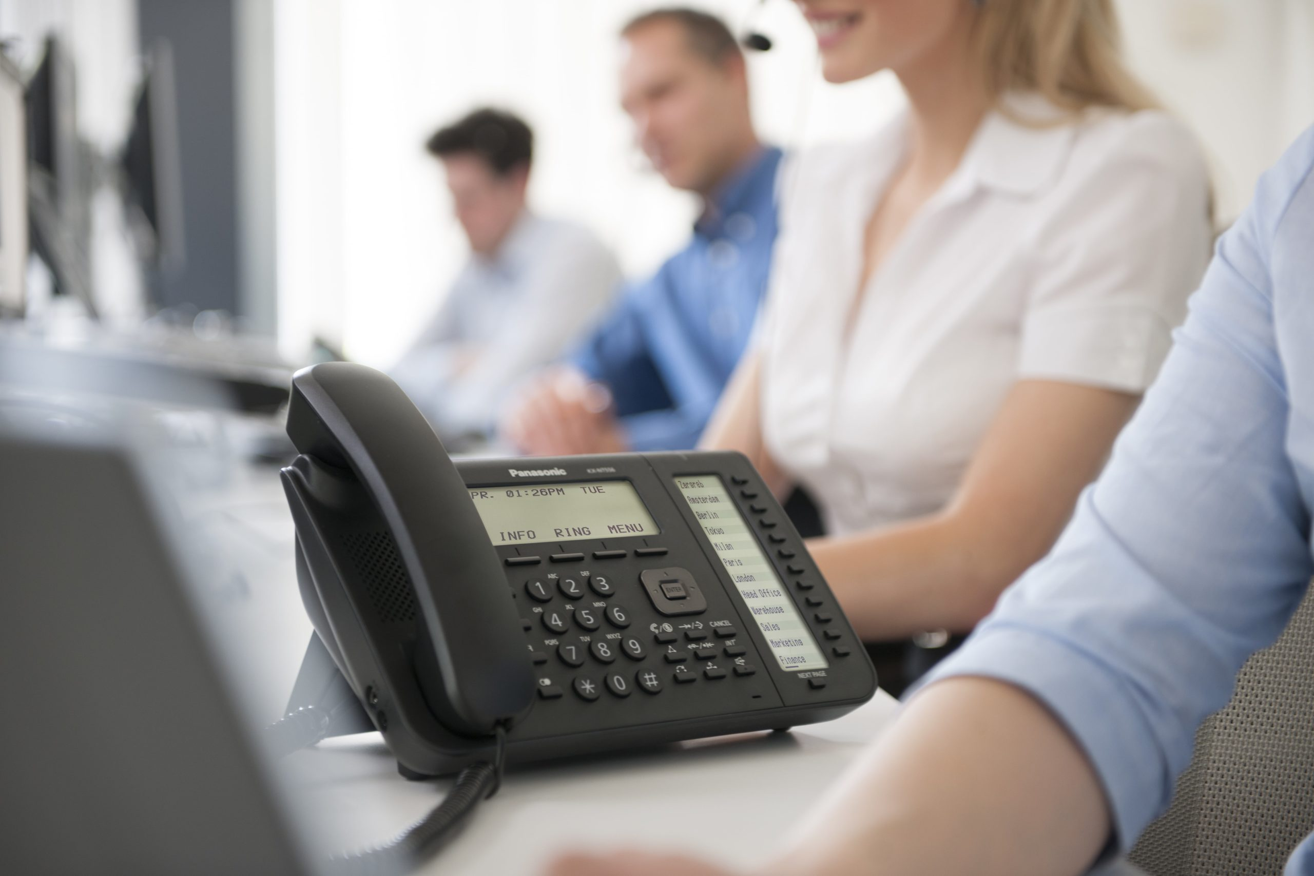 Telephone Systems Training